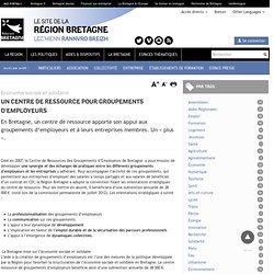 Centre de ressource pour groupements d'employeurs