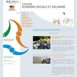Chaire Economie Sociale et Solidaire - ESS