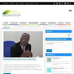 Actualités - GABONACTU.COM