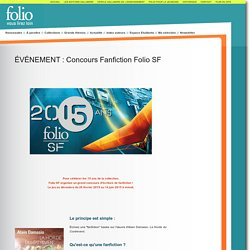 Actualités Edition Folio Gallimard - Site Officiel