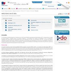 Actualités / Infection à VIH et sida / VIH-sida / IST / Maladies infectieuses / Dossiers thématiques