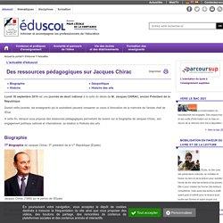 Actualités - Jacques Chirac