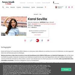 Actualités Karol Sevilla