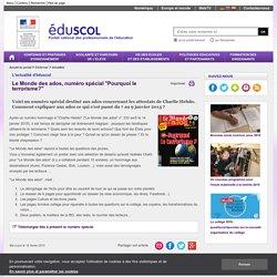 Actualités - Le Monde des ados