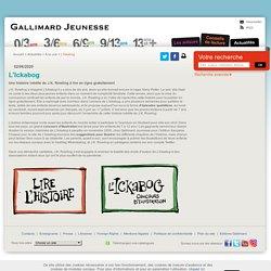L'Ickabog - À la une - Un nouveau roman de J.K. Rowling