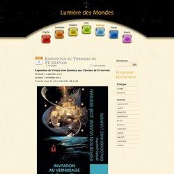 Lumière des Mondes / Viviane-Josée Restieau
