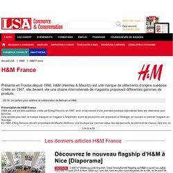 Actualités des magasins H&M France sur LSA Conso