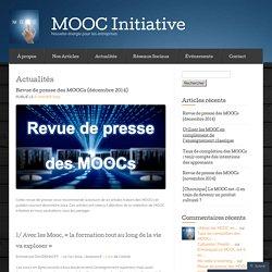 Actualités « MOOC Initiative
