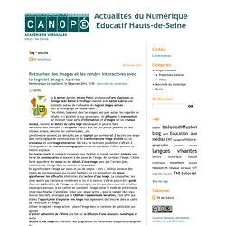 Tag - outils - Actualités du Numérique Educatif Hauts-de-Seine