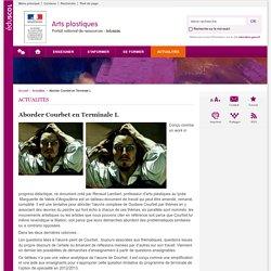 Aborder la biographie de Gustave Courbet