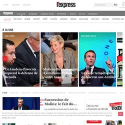 The Express - News Politics, World, Economy and Culture