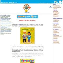 Ricochet-Jeunes (Institut Suisse Jeunesse et Média) (critiques, bibliographies)
