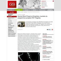2013-2023 Programme européen FET Flagship
