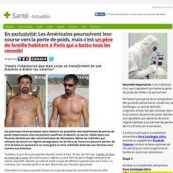 Nouvelles de la santé - Rapport spécial