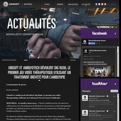 Actualités Ubisoft Montréal