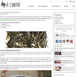 Actualités à l'unithé - Les arômes dans les thés aromatisés