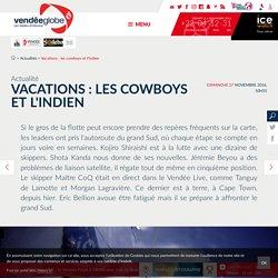 Vacations : les cowboys et l'Indien