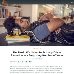 Music Harnesses Emotion to Drive Evolutionary Behavior
