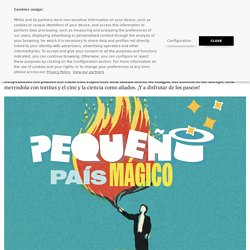 Jorge Blass este lunes a las 18.00 actuará en Pequeño País Mágico