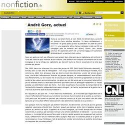 André Gorz, actuel
