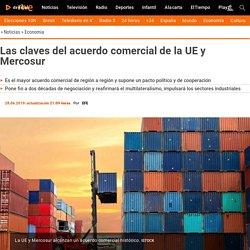Las claves del acuerdo comercial de la UE y Mercosur
