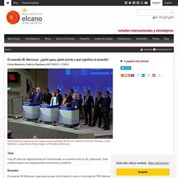 El acuerdo UE-Mercosur: ¿quién gana, quién pierde y qué significa el acuerdo?