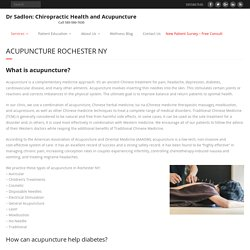 Acupuncture Treatment for Migraines and Insomnia