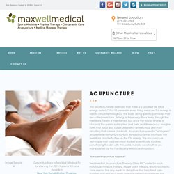 Acupuncture Therapy Clinic NYC