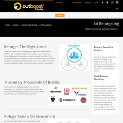 Best Ad Retargeting Agency New York