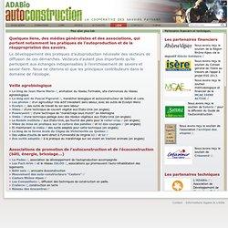 ADABio Autoconstruction - Pour aller plus loin