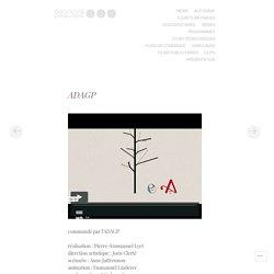 Doncvoilà productions : vidéo sur les missions de l'ADAGP et le droit d'auteur