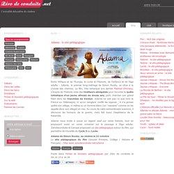 Adama : le site pédagogique
