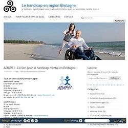 ADAPEI - Le lien pour le handicap mental en Bretagne