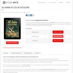 Ali Baba- 8/12 ans - livre interactif - dyslexiques- 19€99