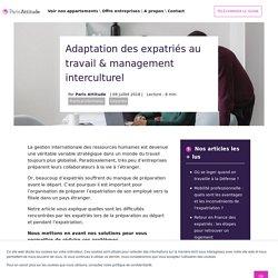 Adaptation des expatriés au travail & management interculturel