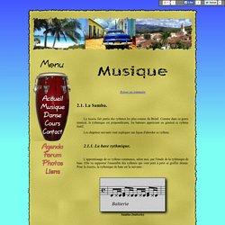 Adaptation des rythmes cubains et latins à la batterie (Samba) - Julien, professeur de Salsa à Toulouse, Blagnac et Colomiers