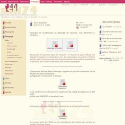 Autisme* des dizaines de liens PDF à télécharger gratuitement!