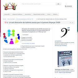Habiletés sociales le Syndrome d'Asperger: EHSRI