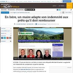 En Isère, un maire adapte son indemnité aux prêts qu'il doit rembourser