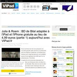 Julia & Roem : BD de Bilal
