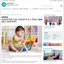 Adapter les jouets à l'âge de l'enfant - Page 2 - Consommation - Jouets, jeux et cadeaux
