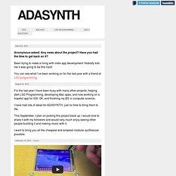 ADASYNTH