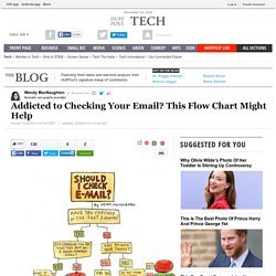 Addicted to Checking Your Email? This Flow Chart Might Help