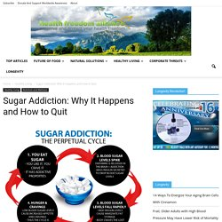 Sugar Addiction: Why It Happens and How to Quit