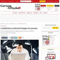 L'addiction à Internet frappe les jeunes