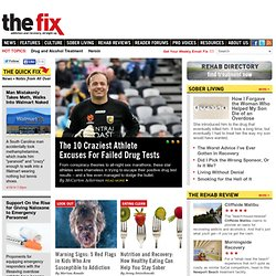 Alcohol, Drug Addiction and Recovery News | Resources – The Fix