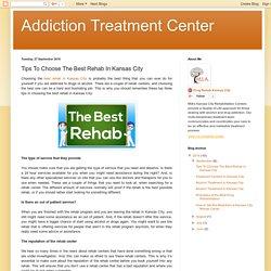 Addiction Treatment Center