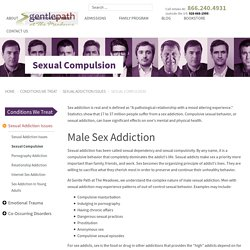 Male Sex Addiction Treatment & Help - Gentle Path at The Meadows