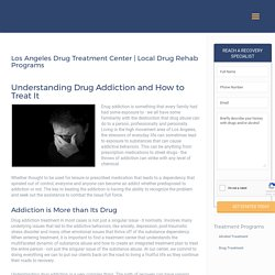 LA drug treatment