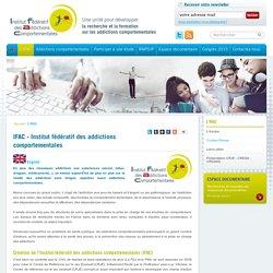 IFAC - Institut fédératif des addictions comportementales